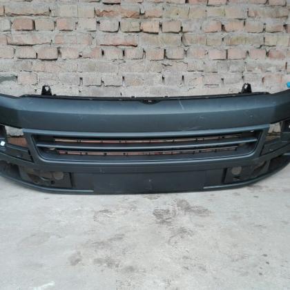 Передній бампер VW T5 рестайл 7E0 807 221