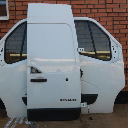 Дверь Renault Master Opel Movano Interstar