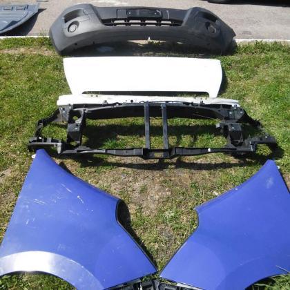 Передок Movano 2015- бампер капот крыло телевизор отбойник