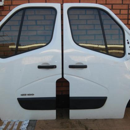 Дверь передняя Renault Master Opel Movano Interstar