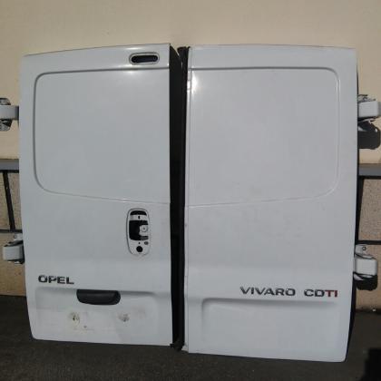 Дверь задняя распашонка renault trafic opel vivaro nissan primastar