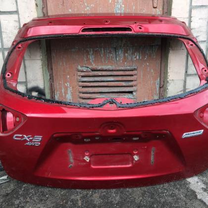 Задняя дверь багажника, ляда Мазда СХ5
