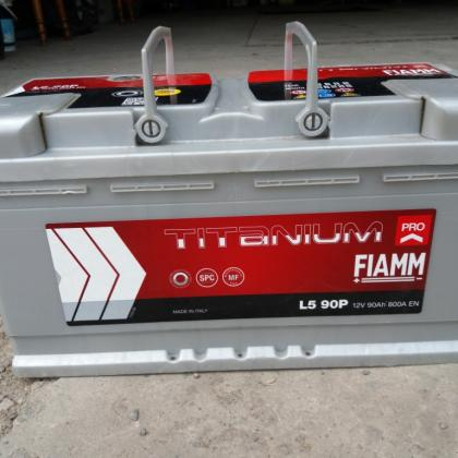 Аккумулятор Fiamm Titanium Pro 90 Ah 800A R+