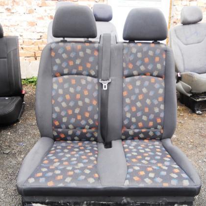 Сиденье переднее двойное пассажирское Mercedes Vito 639