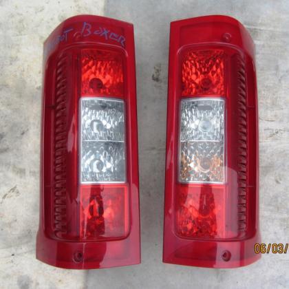 Стопы фонари задние Peugeo Boxer Citroen Jumper Fiat Ducato