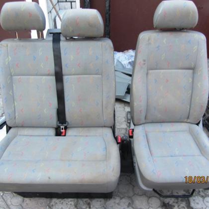 Сиденья передние Vw T5 водительское и пассажирское ПРОДАНО
