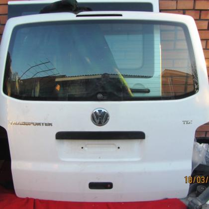 Дверь задняя кляпа ляда Volkswagen T5 Transporter ПРОДАНО