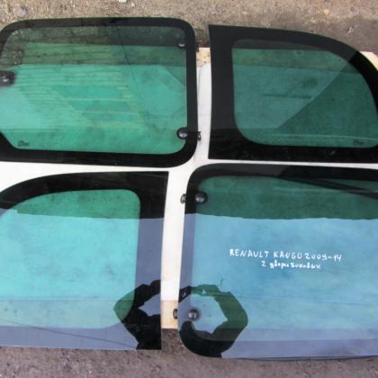 купить Оригинальные боковые стекла renault kango 2 двери в Украине