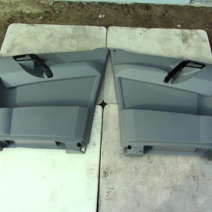 Пластик дверей mercedes sprinter 906 VW krafter Карты дверей