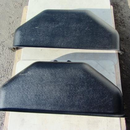 Пластиковые накладки задних арок Ford tranzit