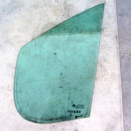 Стекло боковое маленькое renault trafic opel vivaro nissan primastar