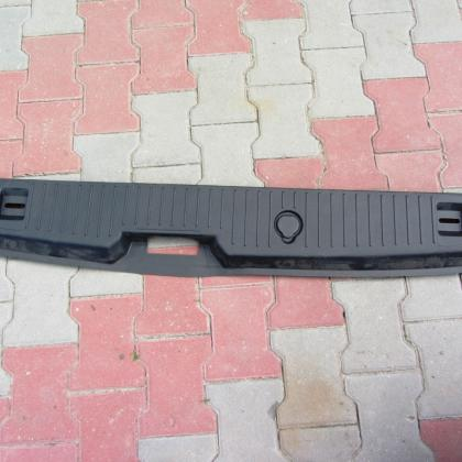 Пластиковая накладка заднего порога Ford Connect форд коннект