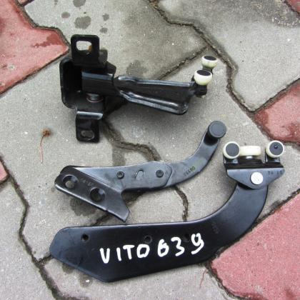 Ролики боковой двери Mercedes Vito 639