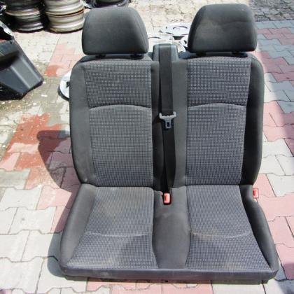 Сиденье пассажира переднее двойное Mercedes Vito 639 Мерседес вито