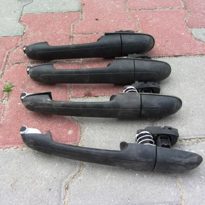 Ручка боковой двери Мерседес Вито Mercedes Vito 639