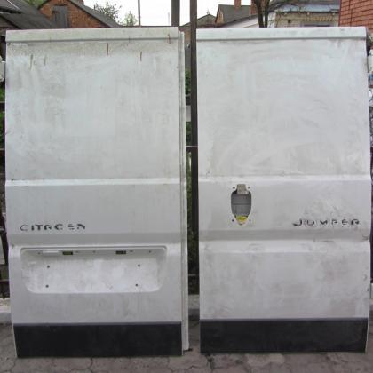 Двери задние Fiat Ducato Citroen Jamper Peugeot Boxer ПРОДАНО