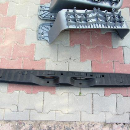 купить Накладка планка заднего порога vw crafter mercedes sprinter в Украине