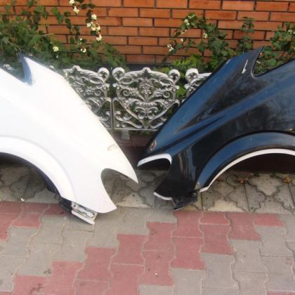 Крыло переднее mercedes vito 639 Мерседес Вито