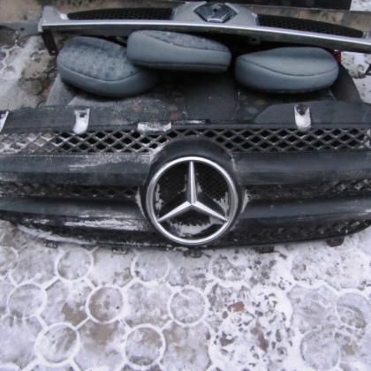 купить Решетка передняя mercedes sprinter 906 в Украине