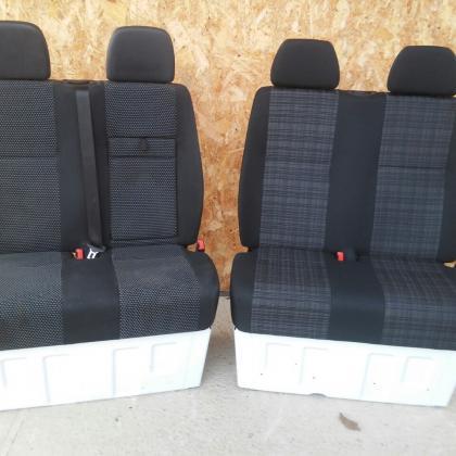 Сиденье двойное пассажирское mercedes sprinter 906 VW krafter