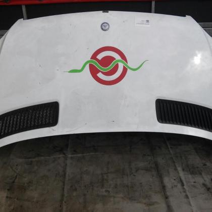 Капот Mercedes Sprinter 2006-2012