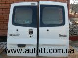 Двери Renault Trafic Opel Vivaro распашонка