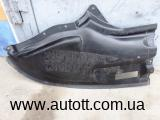 Защита бампера передняя левая Mercedes W220 2205242930