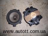 Динамики передних дверей Mercedes Sprinter 906 VW Crafter