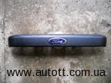 Пластиковая накладка подсветки номера Ford Tranzit
