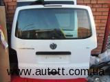 Дверь задняя кляпа ляда Volkswagen T5 Transporter