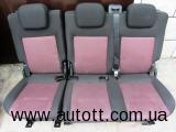 Сиденья диван трансформеры FIAT DOBLO Фиат Добло
