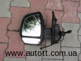 Зеркало Фиат Добло Опель Комбо Fiat Doblo Opel Combo