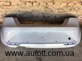 Бампер задний Audi A1 новый, оригинал 8XA807511