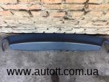 Юбка заднего бампера, S-line Audi A7 4G8 807 521