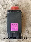 Выключатель аварийной сигнализации Audi Ауди A6 4BO941509K новый оригинал