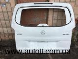 Задняя дверь багажника, ляда Mercedes VITO A44774