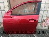 Передняя левая дверь Mazda 2 II DA6C59010 оригинал