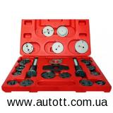 Инструмент для замены тормозных колодок авто (18 единиц)
