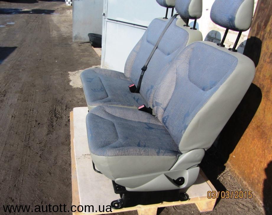 пассажирское сиденье для renault trafic